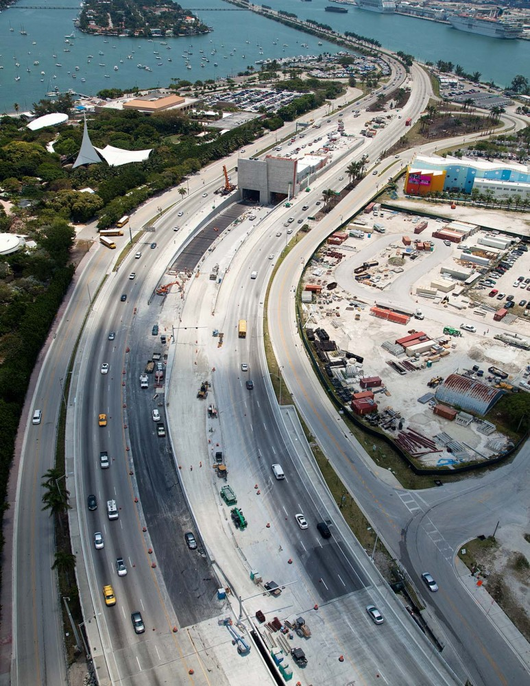 miami tunnel project There is one best way to get big projects done  the port of miami tunnel was  completed roughly on time and under budget, thanks to the.
