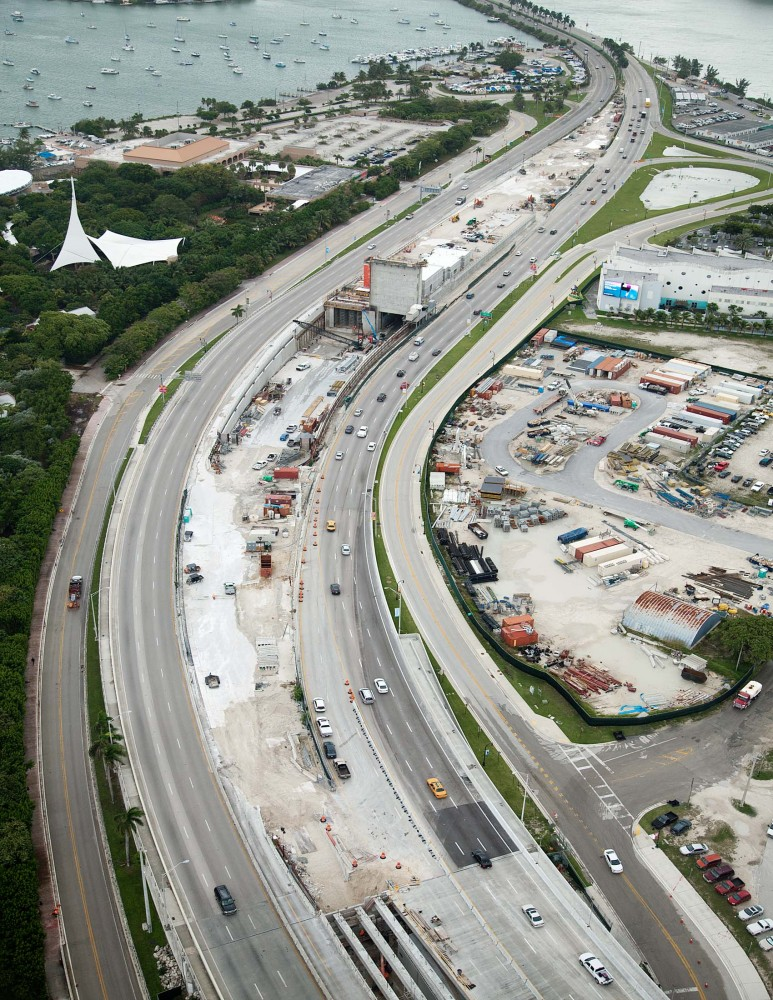 miami tunnel project It's been three months since television cameras toured the miami tunnel the billion dollar underground wonder is on track to open for cargo and cruise traffic in 2014.
